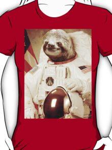 Astronaut Sloth T-Shirt