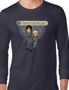 Inspector Holmes Long Sleeve T-Shirt