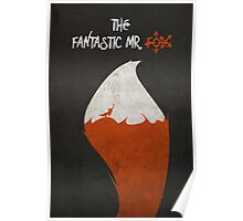 Fox Tail Poster