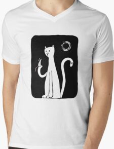 Cat & Mouse - Black T-Shirt