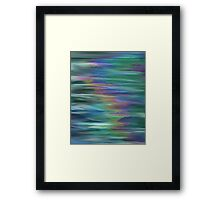 North Sea Oil Framed Print