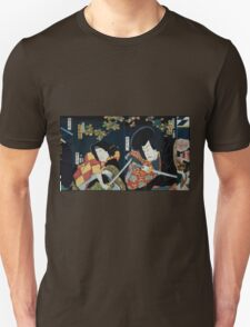 Portraits of actors often playing roles 02501 T-Shirt