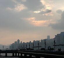 Hong Kong Early Riser by Camilla