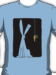 Rabbit & Carrot - Black T-Shirt