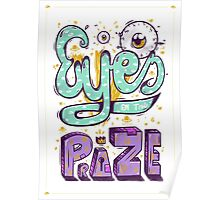 Eyes On The Prize! Poster