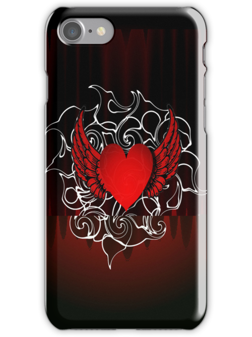 Wings of Love by ScaleDesigns