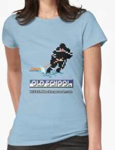 NHL 94: Old School Womens Fitted T-Shirt