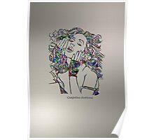 Christina Aguilera #1 Poster