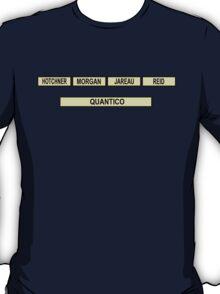 University Challenge: Criminal Minds Edition T-Shirt