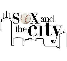 Sox and the City Photographic Print