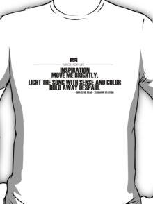 Grateful Dead - Terrapin Station Lyric T-Shirt