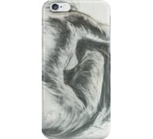 Kazart Nude Back Life Sketch 2 iPhone Case/Skin