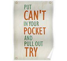 Motivate Poster