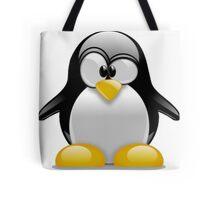 Tux The Penguin Tote Bag