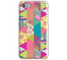 Patches iPhone Case/Skin