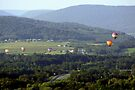 Balloons From Aloft  by Gene Walls