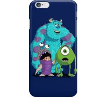 Monsters, Inc. iPhone Case/Skin