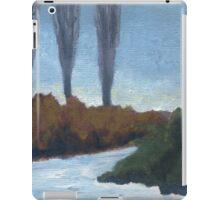 Winter Coming iPad Case/Skin