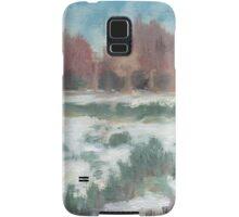 First Snow Samsung Galaxy Case/Skin