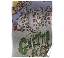 Ghetto Fresh  Poster