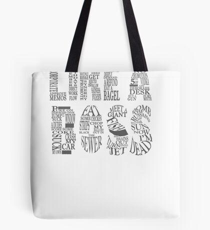 Like a Boss - CENSORED Tote Bag