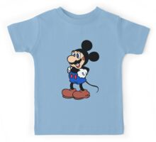 Super Mickey Brother Kids Tee