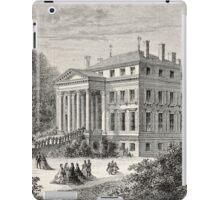 Georgian Mansion iPad Case/Skin