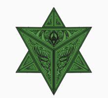Metatron's Eyes 2 by Tiduk