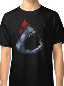 12th Doctor Who Star/Space Shark T-Shirt Ver. 1 Classic T-Shirt