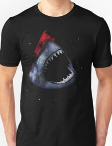 12th Doctor Who Star/Space Shark T-Shirt Ver. 1 T-Shirt