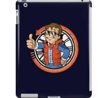 Outta Time (sticker) iPad Case/Skin