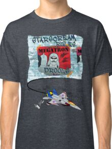 Starscream Rules Classic T-Shirt