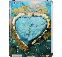 """Heart Stone"" by Justin Lawson iPad Case/Skin"