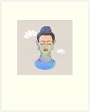 Buddha by rainbowflowers