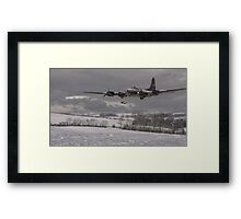B17- St Crispins Day Framed Print