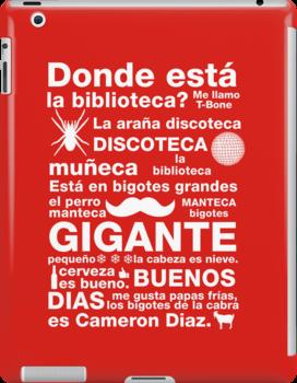 Spanish Rap  by nimbusnought