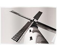 Mill in Heimsen Poster