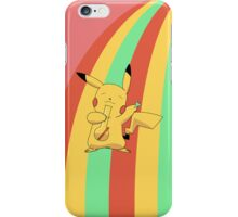 Pikachu Stoned iPhone Case/Skin
