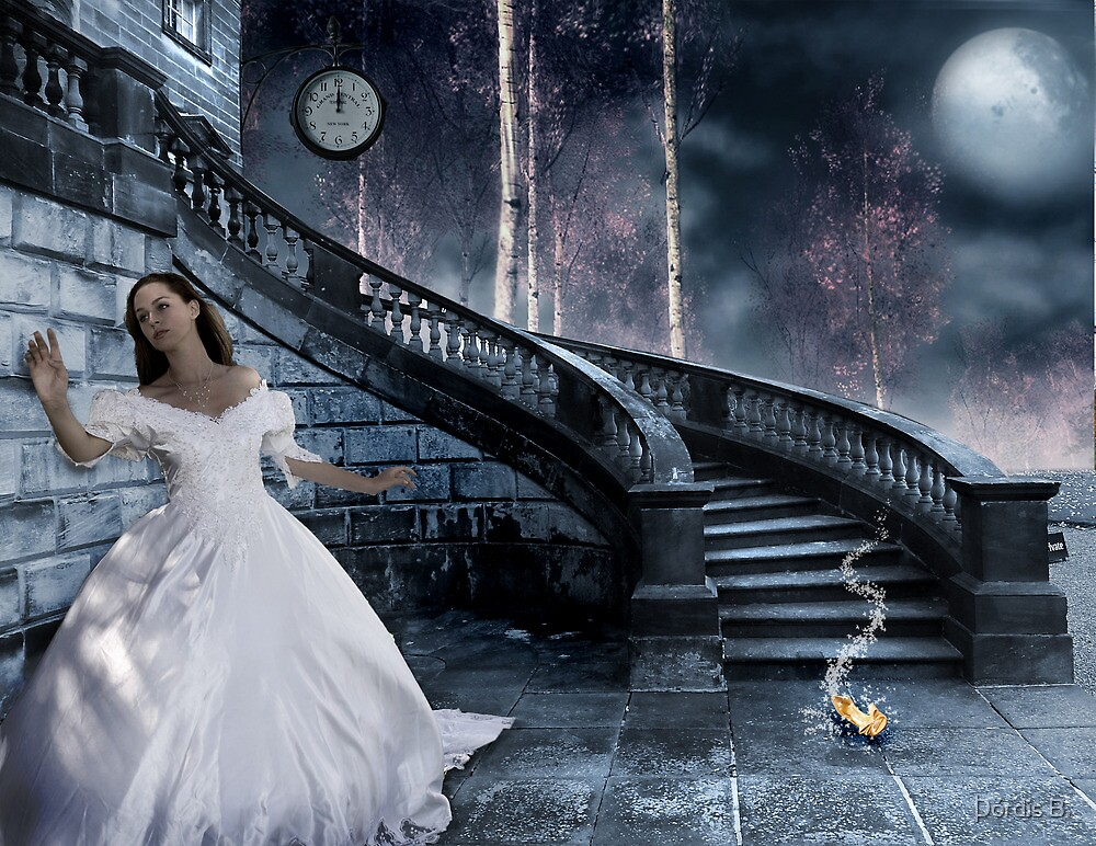 Cinderella by Þórdis B.