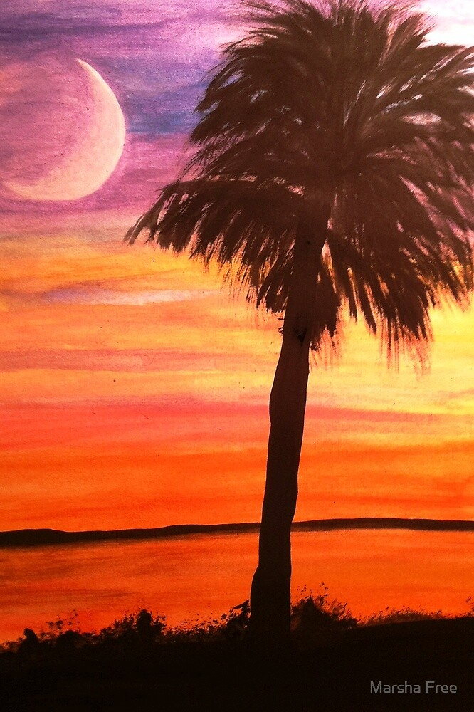 Under Heaven's Skies - South Carolina Style by Marsha Free