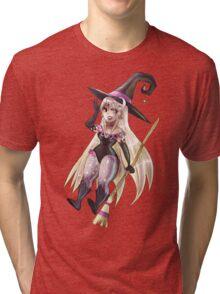 Moon Witch Tri-blend T-Shirt