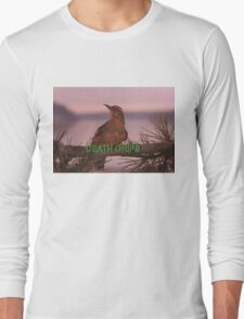 Death Grips Twin Peaks Long Sleeve T-Shirt