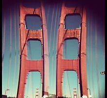 Golden Gate Bridge by Ashley Marie