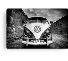Dub Alley Canvas Print