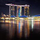 the three pillars (singapore) by mugley