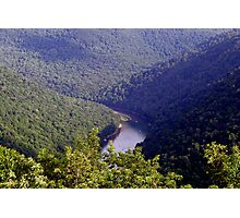 Cheat River Valley Photographic Print