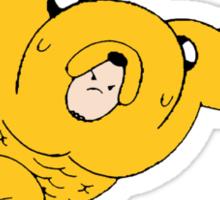 Ultimate Jake Suit! Sticker