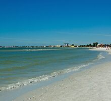 Fort Myers Beach  FL  by John  Kapusta