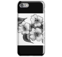 Tattoo Flowers iPhone Case/Skin
