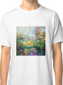 Roses paint  Classic T-Shirt
